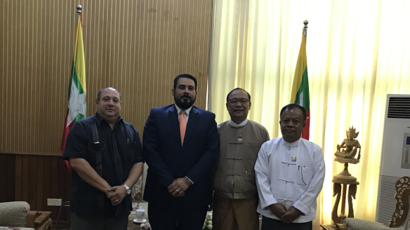 Representative Office of Panama Maritime Authority opens